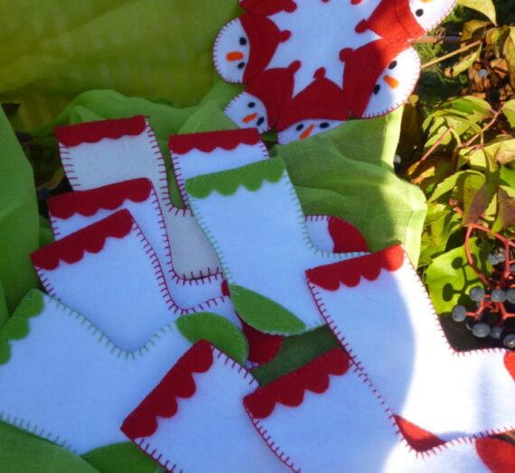 Karácsonyi sablongyűjtemény -ötlet túltengés